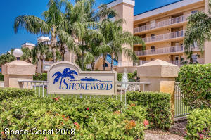 Property for sale at 609 Shorewood Drive Unit 207, Cape Canaveral,  FL 32920
