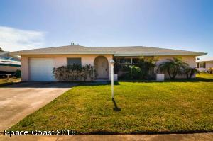 Property for sale at 533 Alhambra Street, Indian Harbour Beach,  FL 32937