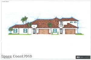 Property for sale at 841 Aquarina Boulevard, Melbourne Beach,  FL 32951