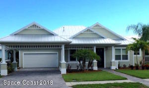 Property for sale at 150 Enclave Avenue, Indian Harbour Beach,  FL 32937