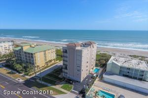 Property for sale at 2485 S Atlantic Avenue Unit 401, Cocoa Beach,  FL 32931