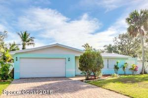 Property for sale at 1109 Seminole Drive, Indian Harbour Beach,  FL 32937