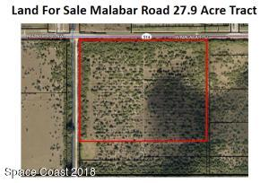 Property for sale at 000 Malabar Road, Palm Bay,  FL 32909
