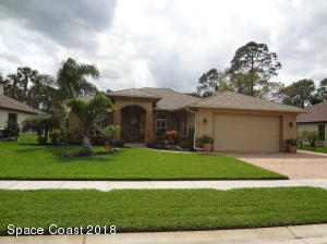 Property for sale at 1548 Outrigger Circle, Rockledge,  FL 32955