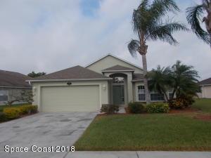Property for sale at 1614 Boca Rio Drive, Melbourne,  FL 32940