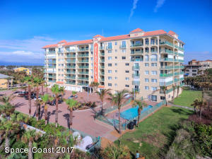 Property for sale at 420 Harding Avenue Unit 805, Cocoa Beach,  FL 32931