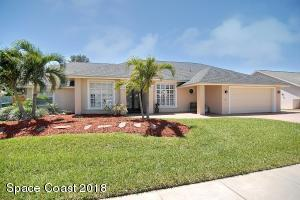 Property for sale at 190 Martesia Way, Indian Harbour Beach,  FL 32937