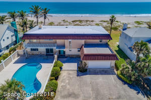 Property for sale at 855 S Atlantic Avenue, Cocoa Beach,  FL 32931
