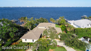 Property for sale at 839 Indian River Drive, Melbourne,  FL 32935