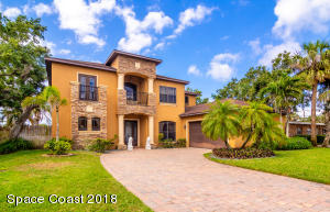 Property for sale at 123 Esther Drive, Cocoa Beach,  FL 32931