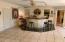 Custom Coquina Rock Bar Area - 1st Floor Main House
