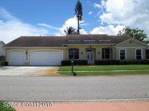 Property for sale at 439 Lighthouse Landing Street, Satellite Beach,  FL 32937