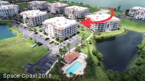 Property for sale at 8932 Laguna Lane Unit 501, Cape Canaveral,  FL 32920