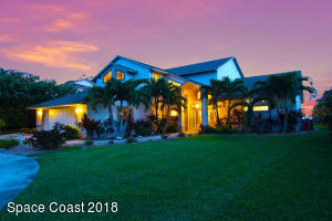 Property for sale at 5870 S Riverside Drive, Melbourne Beach,  FL 32951