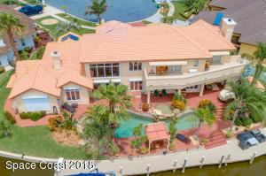 Property for sale at 255 Sykes Point Lane, Merritt Island,  FL 32953