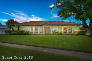 Property for sale at 399 Port Royal Boulevard, Satellite Beach,  FL 32937