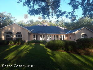 Property for sale at 100 Secluded Way, Titusville,  FL 32780