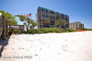 Property for sale at 1125 Highway A1a Unit 506, Satellite Beach,  FL 32937