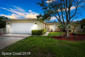Property for sale at 443 Sandpiper Drive, Satellite Beach,  FL 32937