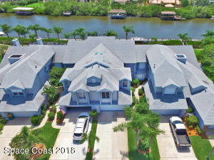 Property for sale at 607 Tradewinds Drive Unit 607, Indian Harbour Beach,  FL 32937