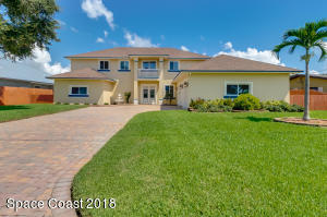 Property for sale at 2001 Bali Road, Cocoa Beach,  FL 32931
