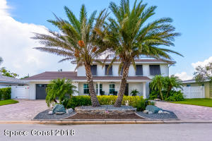 Property for sale at 315 Brightwaters Drive, Cocoa Beach,  FL 32931