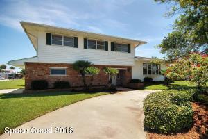 Property for sale at 100 Cat Cay Lane, Indian Harbour Beach,  FL 32937