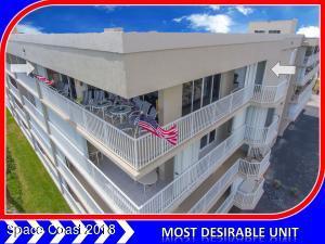 Property for sale at 425 Buchanan Avenue Unit 502, Cape Canaveral,  FL 32920
