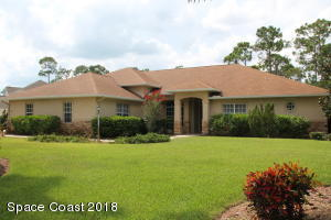 Property for sale at 1855 Winding Ridge Circle, Palm Bay,  FL 32909