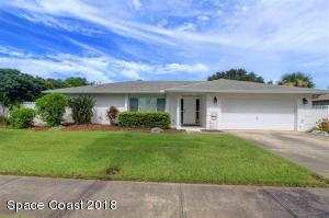Property for sale at 630 Caribbean Road, Satellite Beach,  FL 32937