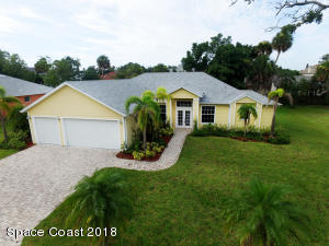 Property for sale at 131 Oak Lane, Cape Canaveral,  FL 32920
