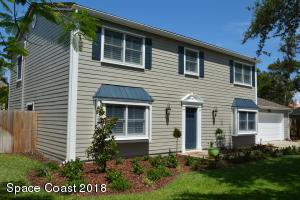 Property for sale at 3069 Rio Bonita Street, Indialantic,  FL 32903
