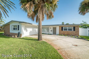 Property for sale at 160 Desoto Parkway, Satellite Beach,  FL 32937