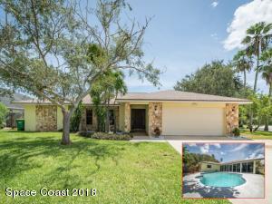 Property for sale at 17 Barbara Court, Satellite Beach,  FL 32937