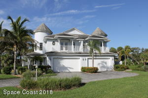 Property for sale at 704 Spanish Moss Court, Melbourne Beach,  Florida 32951