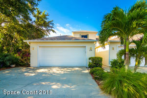 Property for sale at 274 Coastal Hill Drive, Indian Harbour Beach,  FL 32937