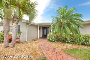 Property for sale at 452 Saint Georges Court, Satellite Beach,  FL 32937
