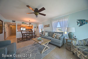 Property for sale at 1891 Highway A1a Unit #203, Indian Harbour Beach,  FL 32937