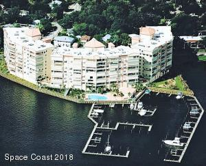Property for sale at 102 Riverside Drive Unit 203, Cocoa,  FL 32922