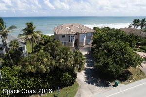 Property for sale at 3165 S Highway A1a Unit 0, Melbourne Beach,  Florida 32951
