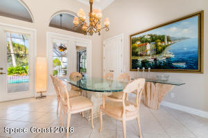 Property for sale at 153 Hidden Cove Drive, Melbourne Beach,  Florida 32951
