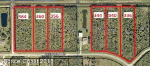 Property for sale at 9 Lots Deer Run Subd, Palm Bay,  Florida 32909
