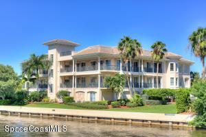 Property for sale at 4 Marina Isles Boulevard Unit 301, Indian Harbour Beach,  Florida 32937