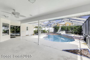 Property for sale at 100 Martesia Way, Indian Harbour Beach,  FL 32937