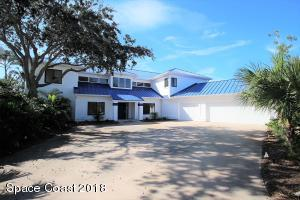 Property for sale at 600 Loggerhead Island Drive, Satellite Beach,  Florida 32937