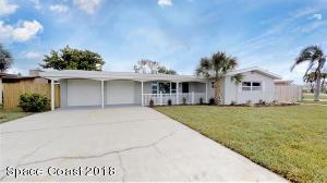 110 Terry Street, Indian Harbour Beach, FL 32937