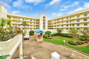 Property for sale at 8700 Ridgewood Avenue Unit 210, Cape Canaveral,  Florida 32920