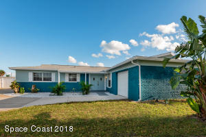 Property for sale at 937 Golden Beach Boulevard, Indian Harbour Beach,  FL 32937