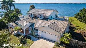 Property for sale at 395 Richards Road, Melbourne Beach,  FL 32951