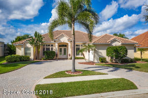 Property for sale at 736 Nicklaus Drive, Melbourne,  FL 32940